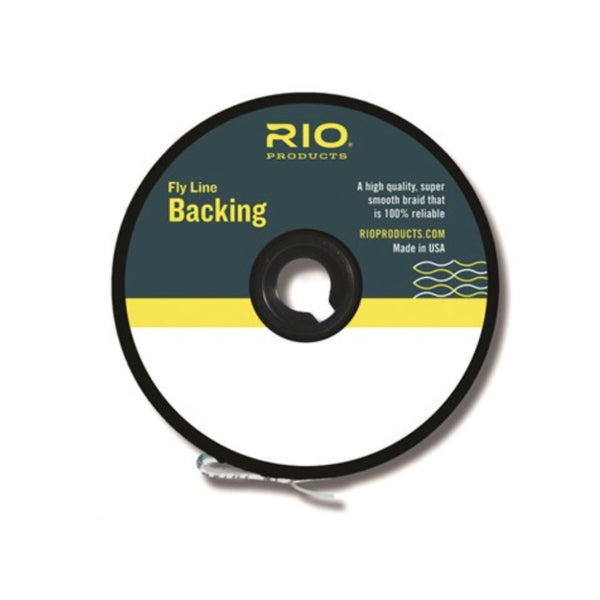 RIO Dacron Fly Line Backing - Fly Fishing Specialties