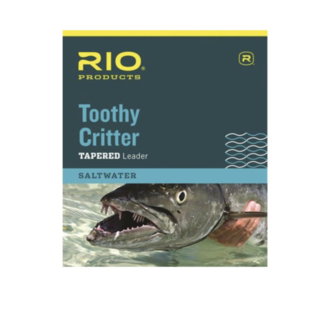 RIO Toothy Critter Leader - Fly Fishing Specialties
