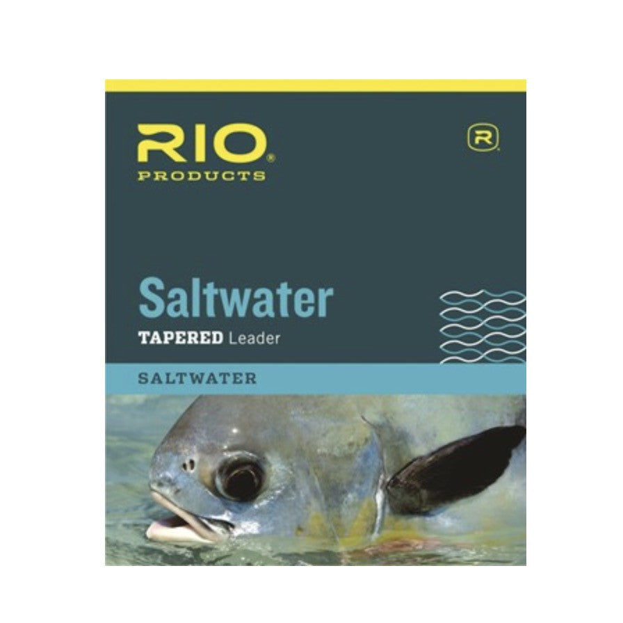 RIO Saltwater Leader - Fly Fishing Specialties