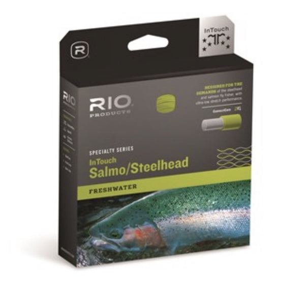 RIO InTouch Salmo/Steelhead Fly Line - Fly Fishing Specialties