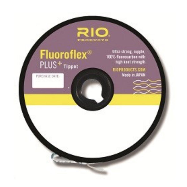 RIO Fluoroflex Plus Tippet - Fly Fishing Specialties