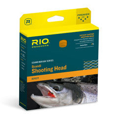 RIO Scandi Shooting Head - Fly Fishing Specialties