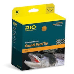 RIO Scandi Short VersiTip Shooting Head - Fly Fishing Specialties
