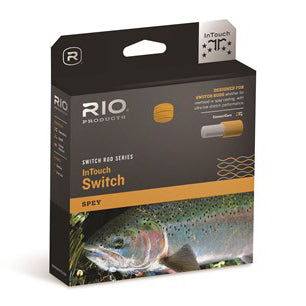 RIO InTouch Switch Chucker Fly Line - Fly Fishing Specialties