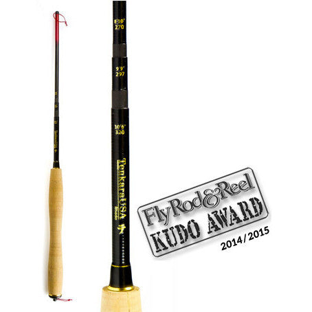 "Tenkara RHODO™  Triple-zoom 8'10""/ 9'9""/10'6"" - Fly Fishing Specialties"