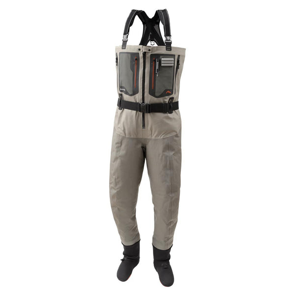 Simms G4Z Stockingfoot Wader - Fly Fishing Specialties