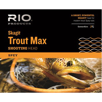 RIO Skagit Trout Max Shooting Head - Fly Fishing Specialties