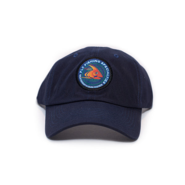 Solid Color Logo Hats - Fly Fishing Specialties