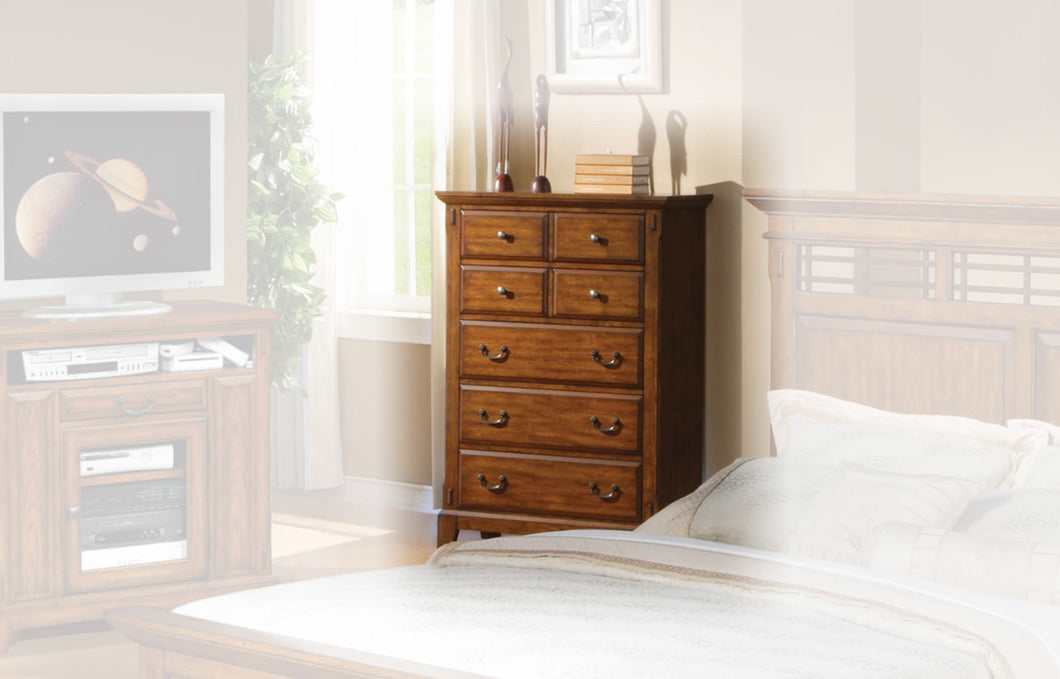 Zahara 5-Drawer Chest - 24SEVENS