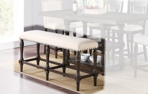 "Sonoma Upholstered 60"" Tall Bench - 24SEVENS"
