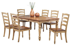 Quaint Retreat 7 Piece Dining Set FREE Shipping - 24SEVENS