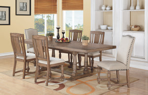 "Sonoma 96"" Trestle Table w/ 20"" Leaf - 24SEVENS"