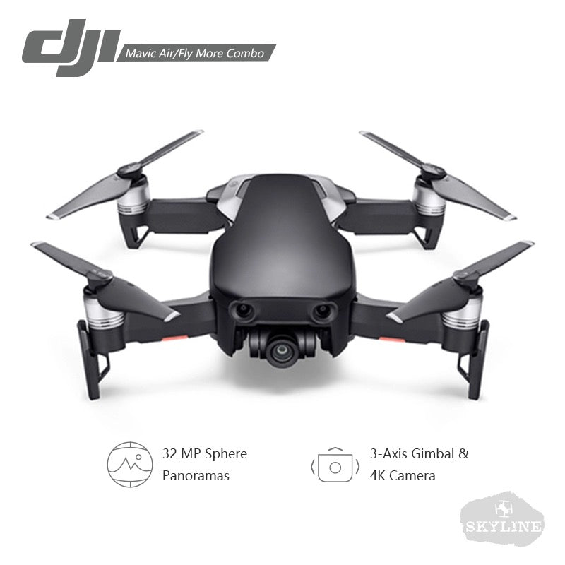 dji mavic air drone details