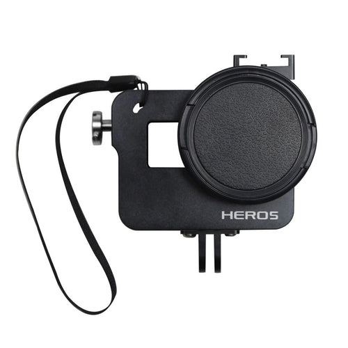 Hero 5/ 6 aluminium frame housing