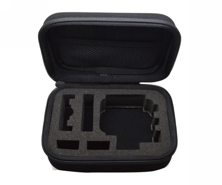 Small hard shell case for GoPro accessories