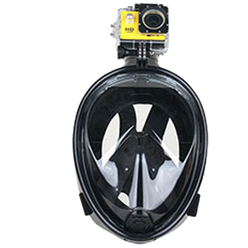 Full face dive mask for GoPro