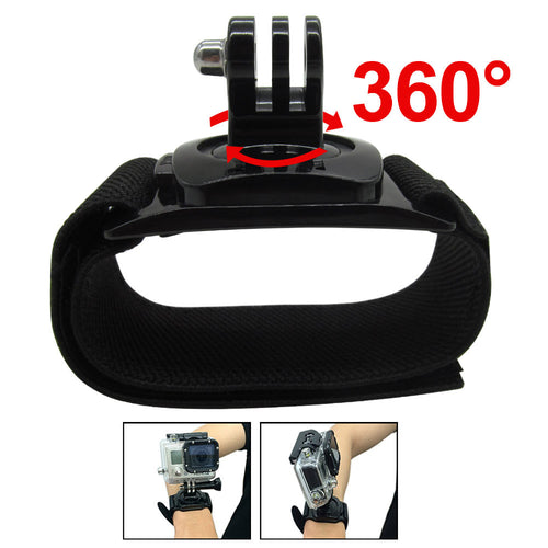 360 Wrist Strap Mount for GoPro