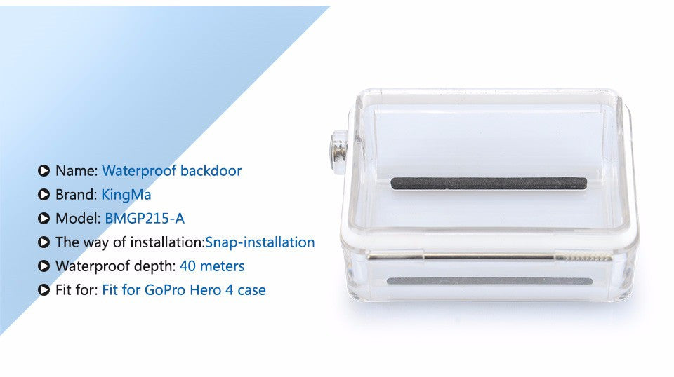 2500mAh Bacpac Battery kit for GoPro