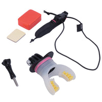 Mouth Mount kit for GoPro surfing