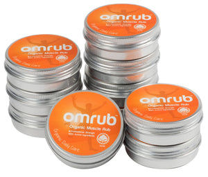 Omrub 50 Tin Pack - 60 gm