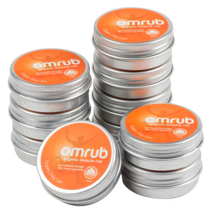 Omrub Refill Pack 24gm tins