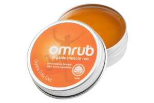 Omrub Organic Muscle Rub 24gm