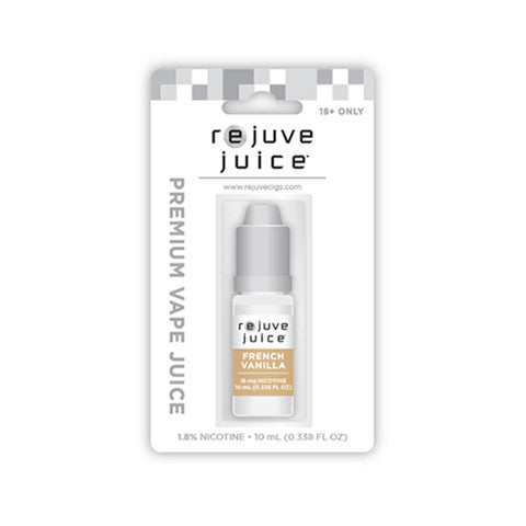 Rejuve French Vanilla eliquid