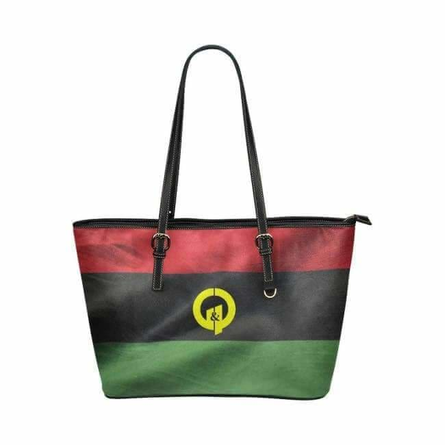 GP Nation Leather Tote Bag - G & P Unlimited Co.