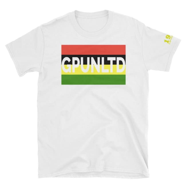 GP Unlimited Flag  T-Shirt - G & P Unlimited Co.