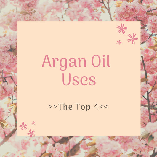 Argan Oil Uses- the top 4