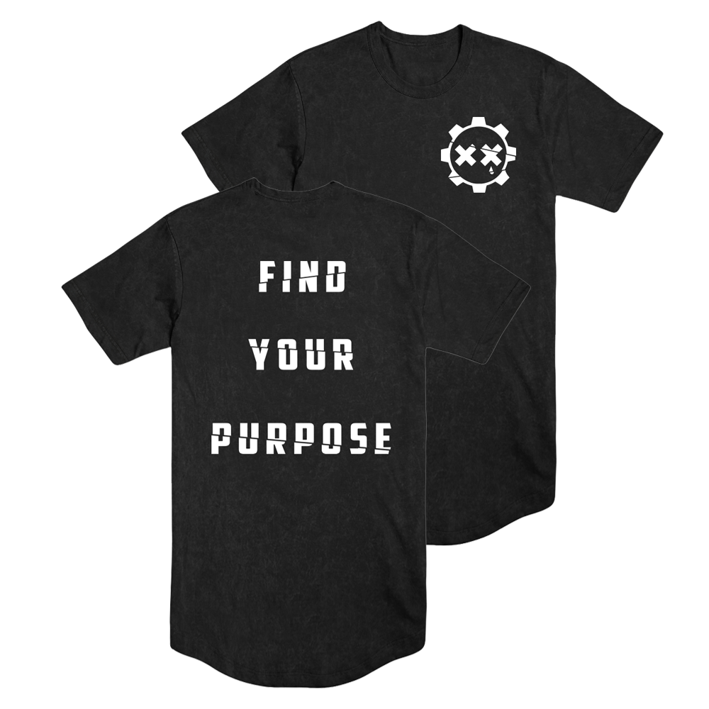 PURPOSE (Scoop Tee) - SADBOYCREW