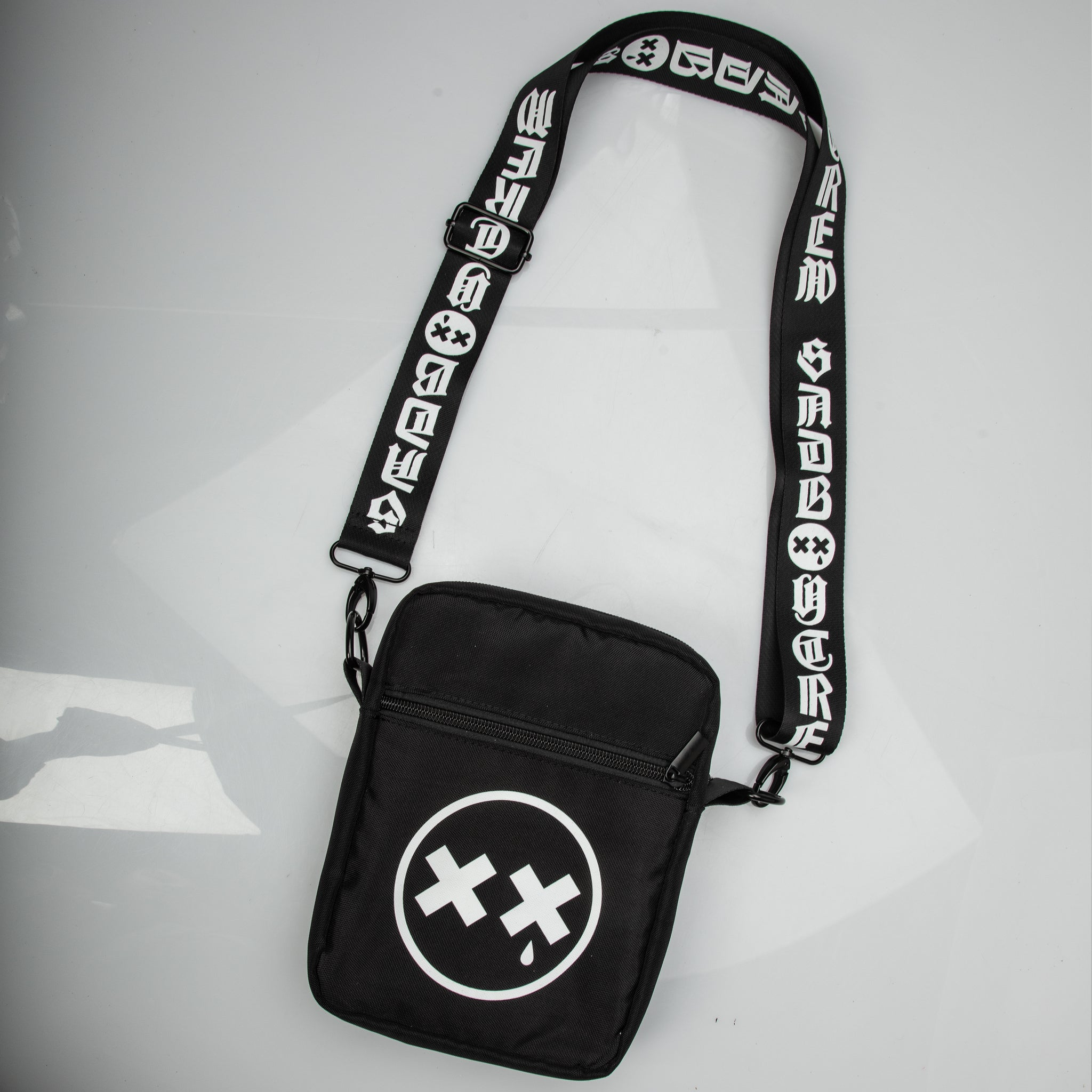STRAPPED (Logo Shoulder Bag) - SADBOYCREW