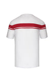 YOUNG LINE PRO T SHIRT - WHITE / RED