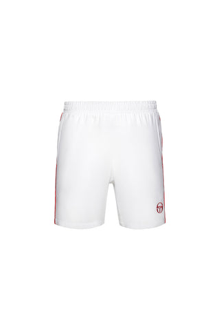 YOUNG LINE PRO SHORT - WHITE / RED