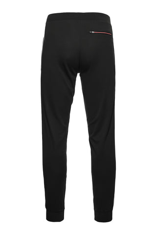 YOUNG LINE PRO PANT BLACK / TOMMY BLUE