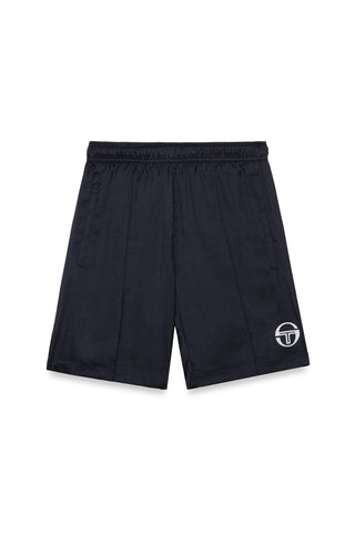 RETRO SHORT Navy/White
