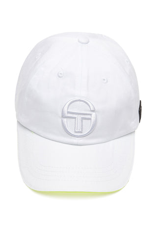 ZURU CAP - WHITE / FLUO YELLOW