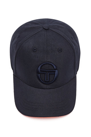 ZURU CAP - NAVY / ORANGE