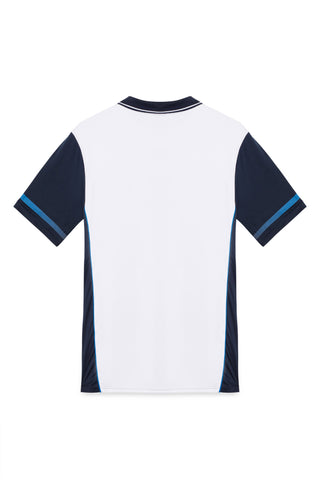 Accell Polo navy / white / regal blue