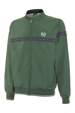 Super Mac Jacket - Forest Green / Navy