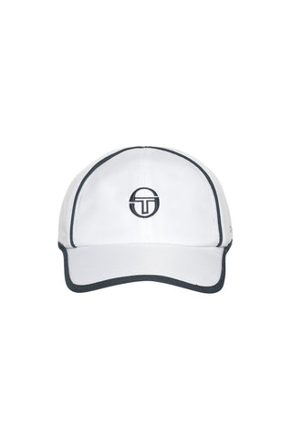 Club Tech Cap - White / Navy