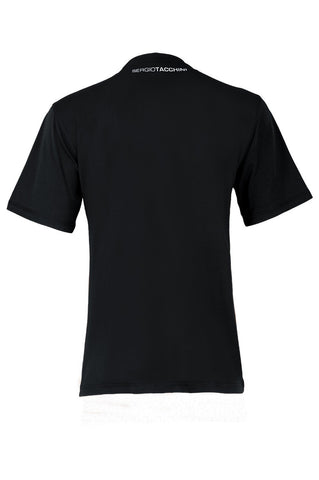 Octaine T Shirt - Black / White