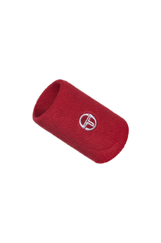 Tennis Wristband 2 Pack - Red