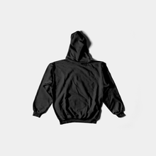"Load image into Gallery viewer, ""Kits Beach"" Black Hoodie WN21"