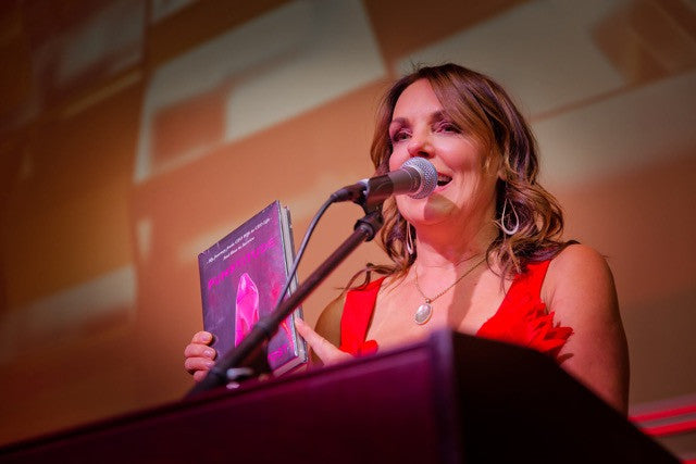 Donna Yost, CEO of The Life Chest, honored at Hollywood's 2015 ENTREPRENEUR AWARDS