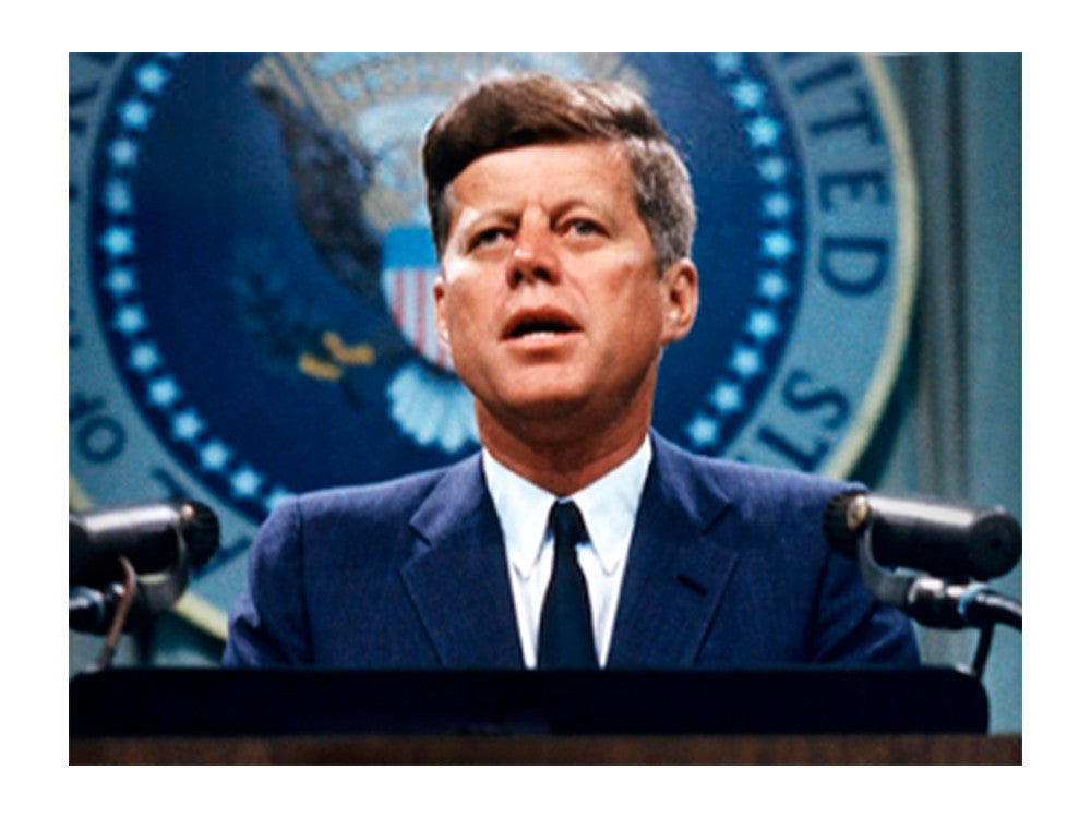 A Glimpse at John F Kennedy's Legacy