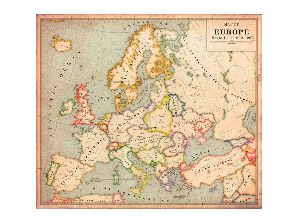 Julie has Europe Covered – 68 Day Challenge