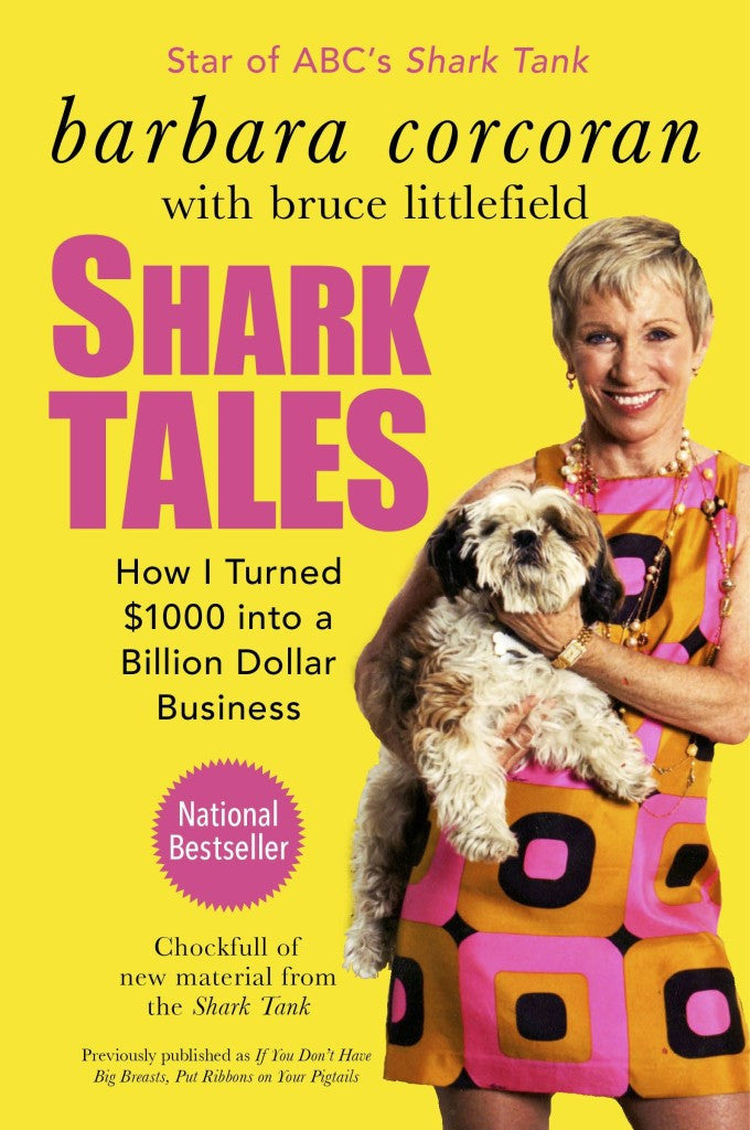Book Review: Shark Tales