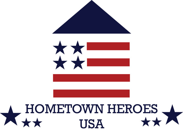 Hometown Heroes USA Logo