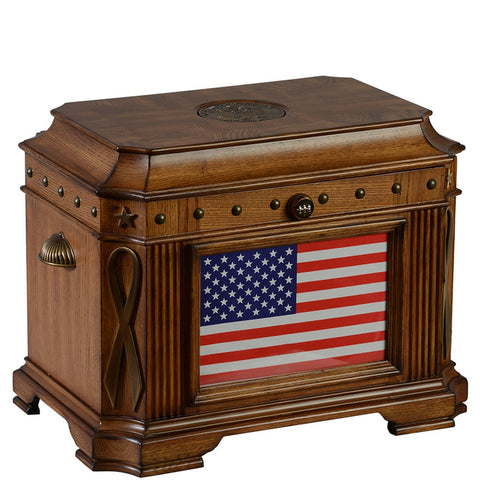Patriot Life Chest Memory Box Hope Chest